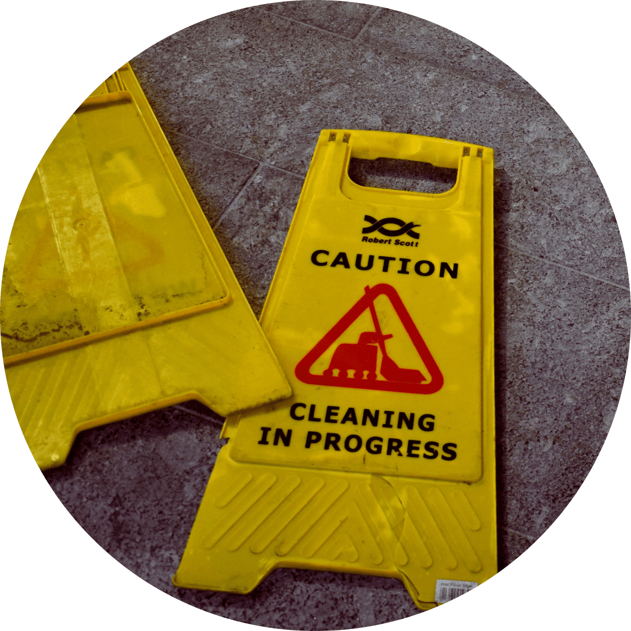 Cleaning | IT Storeroom
